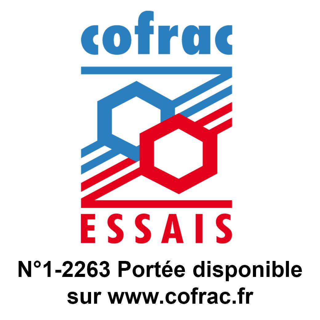 Ouest Contrôle Environnement COFRAC Accréditation Professionel Amiante Diagnostic Analyse