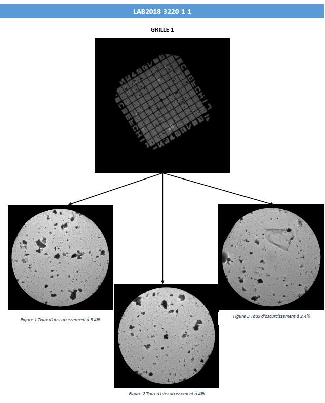 Microscope Laboratoire Ouest Contrôle Environnement Amiante Prélèvement Analyse Désamiantage