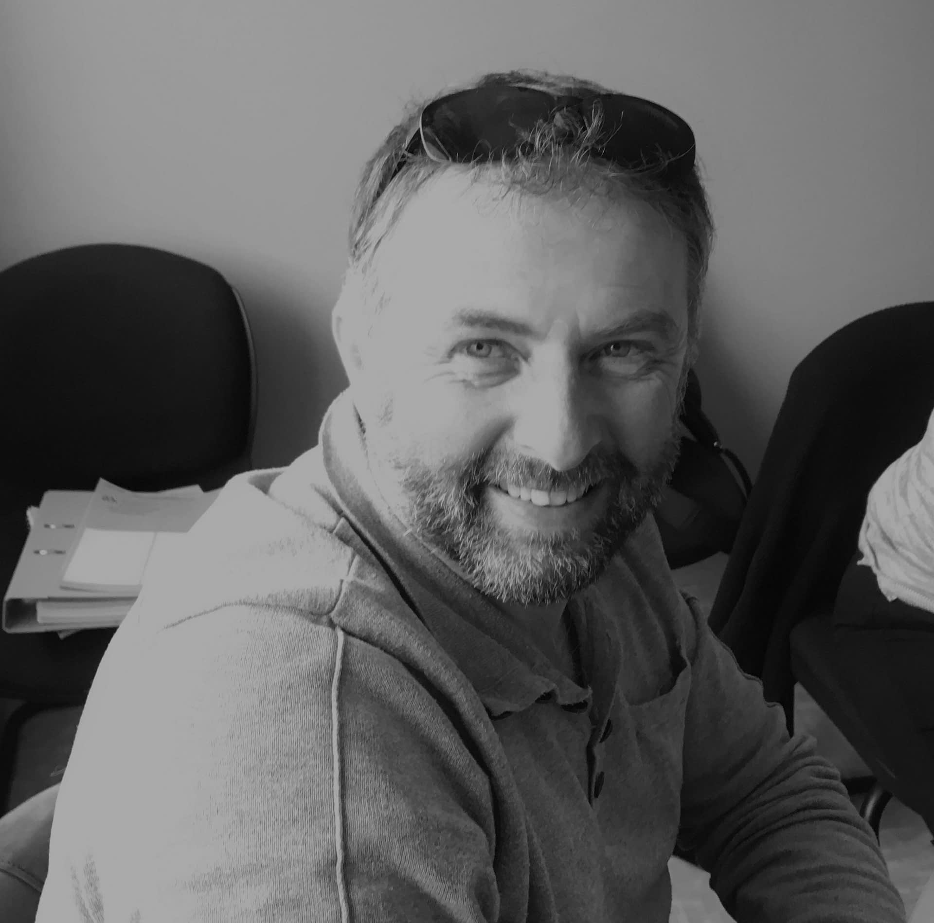Olivier Mahé OCE Saint Nazaire