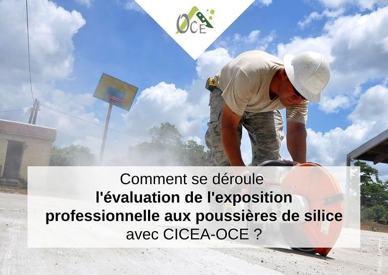 Read more about the article Evaluez votre exposition aux poussières de silice, pour vous protéger